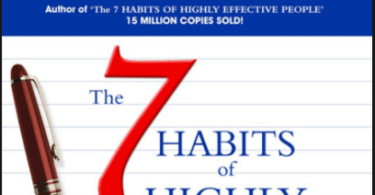 7 Habits of highly effective people epub