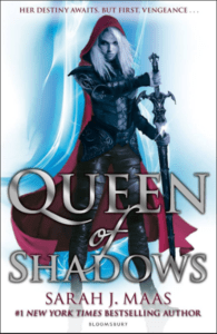 Queen of Shadows PDF