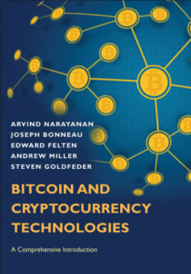 Bitcoin and Cryptocurrency Technologies PDF