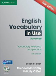 English Vocabulary In Use Advanced PDF