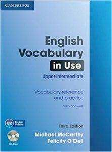 English Vocabulary In Use Upper Intermediate PDF