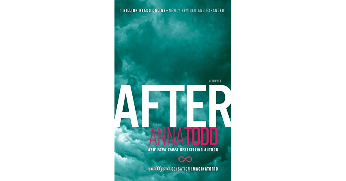 After Epub Pdf Mobi By Anna Todd After Sereis Book 1