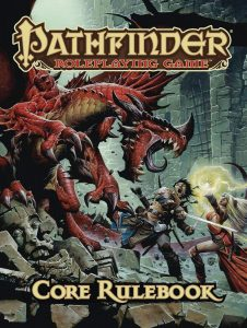 Pathfinder Roleplaying Game Core Rulebook PDF
